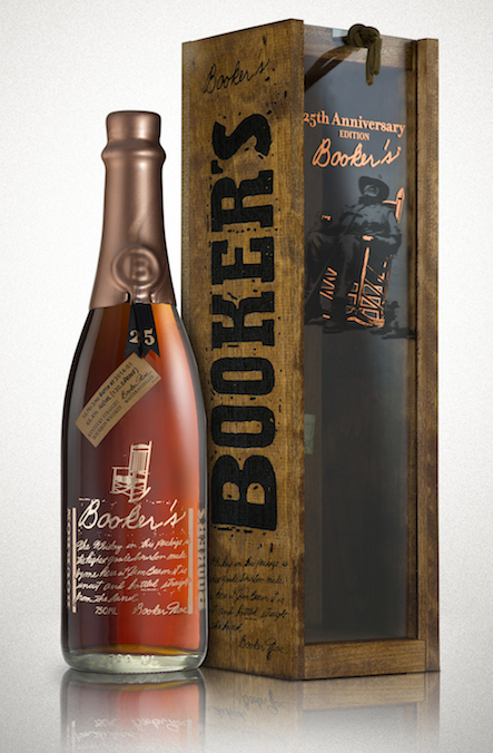 Booker's 25th Aniversary Bourbon at St. Marks Wine and Liquor