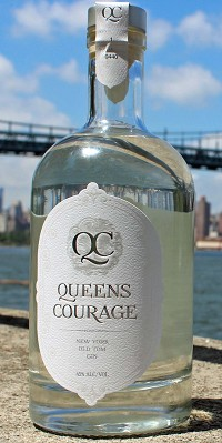 Queens Courage New York Old Tom Gin at St. Marks Wine and Liquor