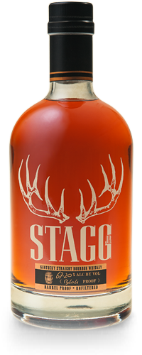 George T. Stagg Jr. at St. Marks Wine and Liquor